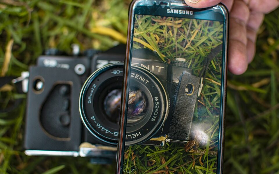 Mobile Apps for Pro and Amateur Photographers